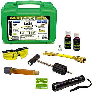 Tracer Products FUTP-8617 OPTI-PRO EZ-Ject AC and Fluid Kit ()