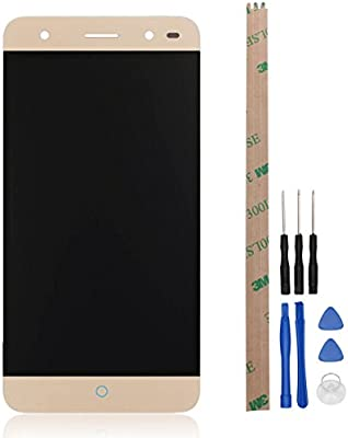 Ocolor LCD Display + Digitizador de pantalla táctil para ZTE Blade ...