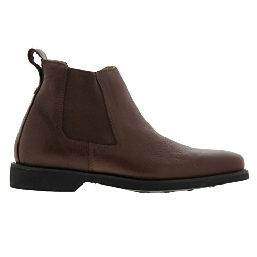 Boots Brown Leather 43 Pinhao Gel Anatomic Cardoso EU Mens ISwYwag