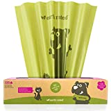 Earth Rated Extra Large Dog Waste Bags, Poop Bags for Large Dog Breeds and Cat Litter, Lavender-Scented, Completely Leak-Proof, 11 x 13 Inches, 225 Bags on a Single Roll