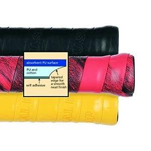 Karakal PU Super Grip 1 Dozen Assorted Colors