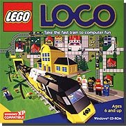 Lego Loco (Jewel Case)