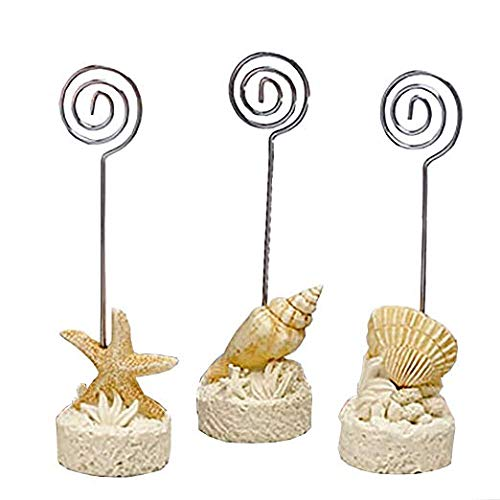 Beach Themed Placecard Holders - 60 count
