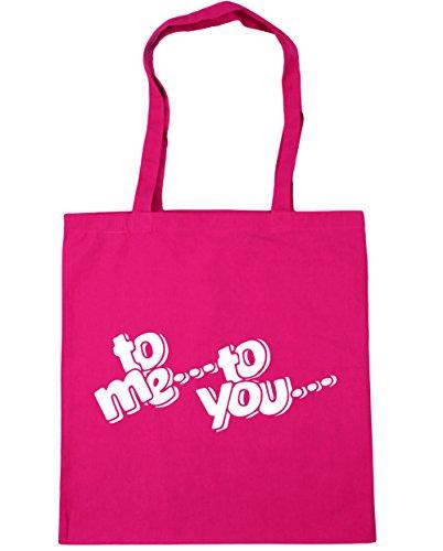 x38cm me litres 42cm 10 Bag Beach to Tote Gym you to Shopping Fuchsia HippoWarehouse Rvw7ASq5