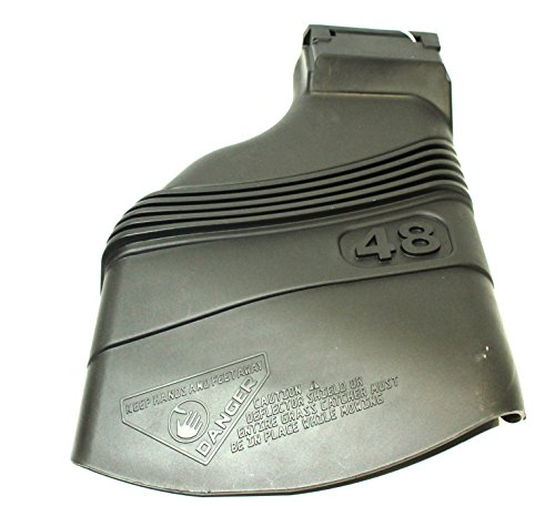 Husqvarna Part Number 532180655 Discharge Chute