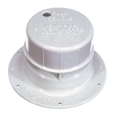 Danco 88181 Plastic Mobile Home Plumbing Vent Cap