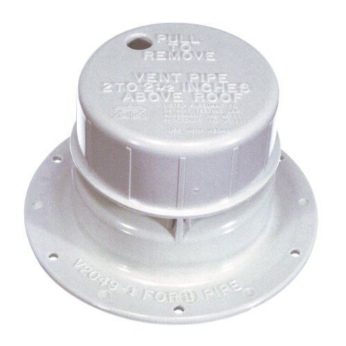 Danco 88181 Plastic Mobile Home Plumbing Vent - Plumbing Vent Plastic