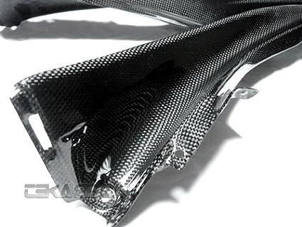 2008-2014 Yamaha YZF R6 Carbon Fiber Upper Side Fairings