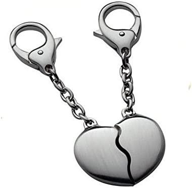 Corazón Dividido Llavero