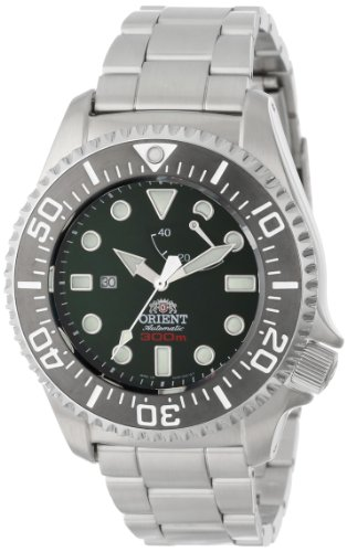 Orient Men's SEL02002B0 Pro Saturation 300M ISO Certified Professional Divers Watch