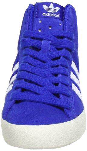 adidas Originals BASKET PROFI LO, Sneaker uomo Bleu (True Blue/White/Ecru)