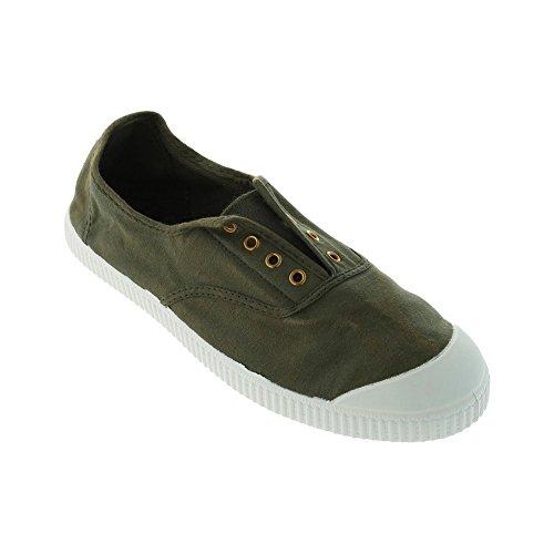victoria, Sneaker donna Verde Verde (kaki)