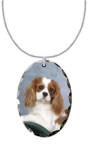 Cavalier King Charles Spaniel Pendant Necklace