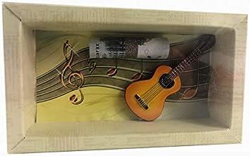 Amazon De Geldgeschenk Gutschein Noten Gitarre Musikunterricht Gs042