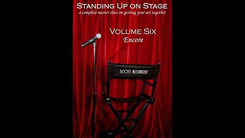 Standing Up On Stage Volume 6 Encore by Scott Alexander - DVD (David Alexander The Best Of David Alexander Volume Two)