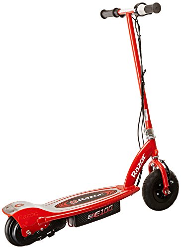 From usa razor e100 electric scooter red b000bycc0g free for Razor motor scooter e100