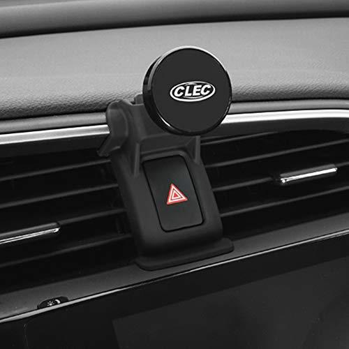 Kust Phone Holder Civic Honda,Magnetic Car Air Vent Phone Stander,Car Holds Mount Civic 2016 2017 2018,Car Phone Mount iPhone 7 iPhone 6s iPhone 8 Samsung,Smartphone 4.7/5/5.5 inch