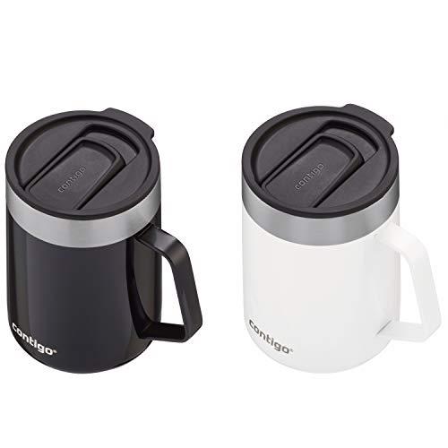 Contigo 2144614 Mug, 14 OZ, Licorice & Salt