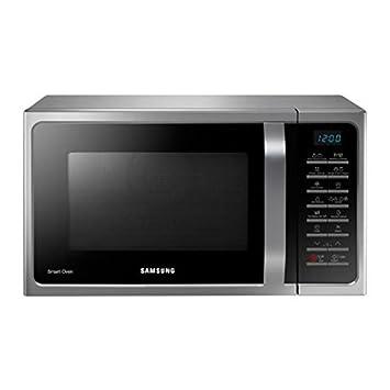 Samsung MC28H Encimera 28L 900W Plata - Microondas (Encimera, 28 L, 900 W