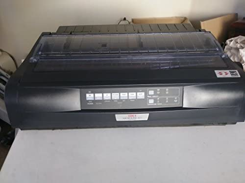 Amazon.com: Okidata 92009701 OKI Microline 421 – Impresora ...