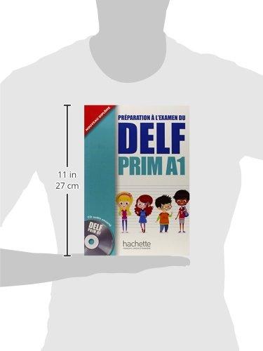 Delf prim. A1. Livre de lélève. Per la Scuola elementare. Con CD Audio DELF /DALF: Amazon.es: Roselyne Marty, Maud Launay: Libros en idiomas extranjeros