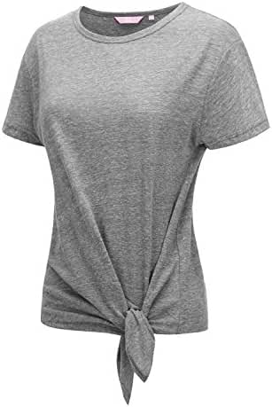 REGNA X Short Sleeve Round neck Cotton Tri-blend Summer T-shirt Top (3 Style, S-XXXL, Plus size available)