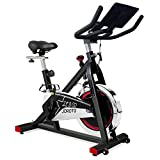 JOROTO Belt Drive Exercise Bike - Indoor Cycling Bike Stationary for Home Gym