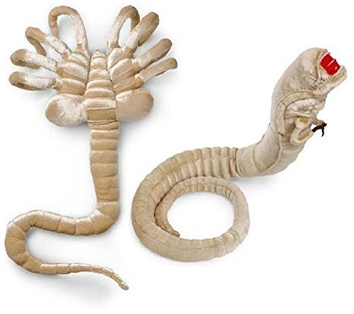 Alien Facehugger Plush Chestburster Lifesize Plush Set Of - Delivery Class Usps First Time