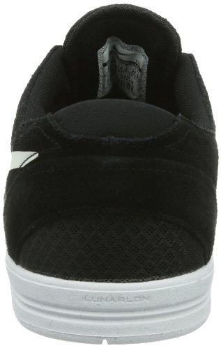 Nike Eric Koston 2, Sneaker Uomo Nero (Black/White)