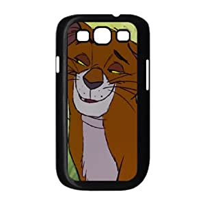 Samsung Galaxy S3 9300 Cell Phone Case Black Disney The Aristocats Character Thomas O'Malley 003 MWN3854779