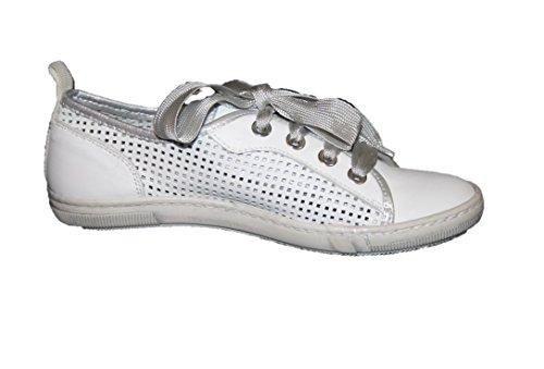 Cherie , Chaussures de ville à lacets pour fille Blanc Blanc