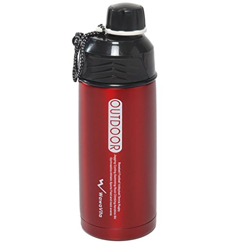 Wawavita Stainless 20 ounce Thermos camping product image