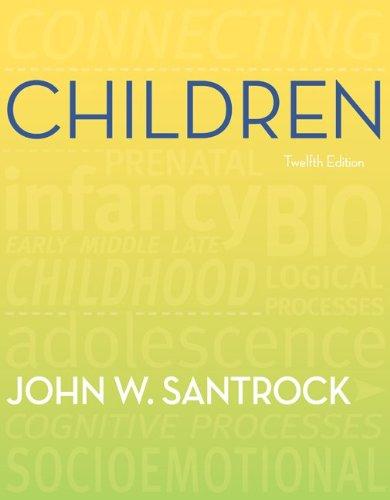 child development 12th edition - 2