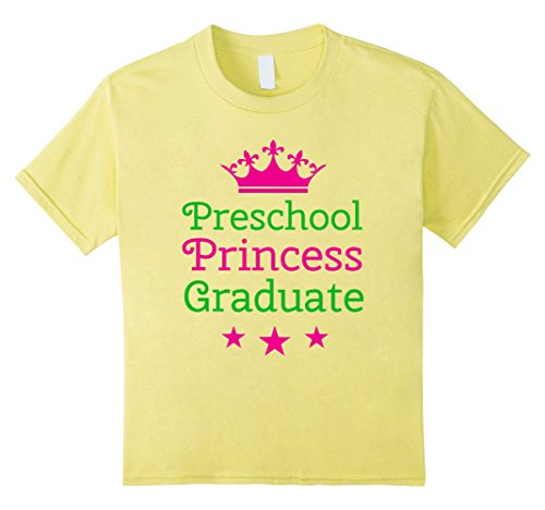 Kids Preschool Pre K Graduation Gift for Girls Pre-School Shirt 12 (Pre K Graduation)
