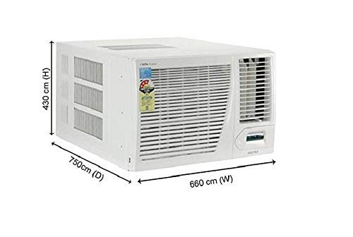 Voltas 1.5 Ton Window AC 3 Star 2