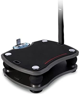 Whole Full Body Vibration Plate Exercise Machine 42 Hz High Speed by SDS Fitness