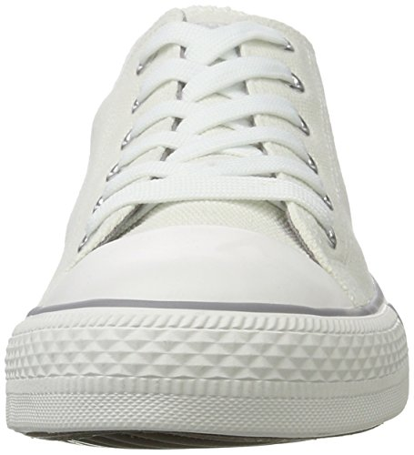 Champion Rib2, Sneakers Basses Homme Blanc (Gry Mix - Weiß)