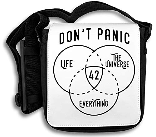 Panic D'épaule Universe Life To 42 Answer Everything Sac The Don' OnpT7qp