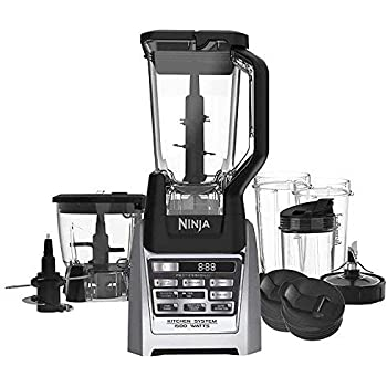 Amazon.com: Nutri Ninja Blender Kitchen System, Auto-iQ 1200 ...