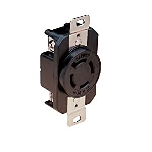 Marinco trolling motor receptacle electric for Marinco trolling motor plug wiring