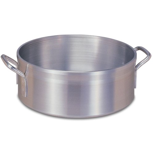 Vollrath 68224 Wear-Ever Classic Select 24 Quart Aluminum Brazier by Vollrath