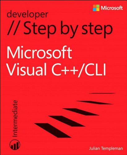 Download Microsoft Visual C++/CLI Step by Step (Step by Step Developer) Pdf