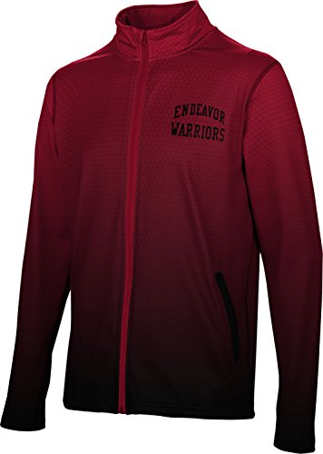 Endeavor Full Zip Jacket (ProSphere Men's Endeavor High School Zoom Full Zip Jacket (Apparel) (Small))