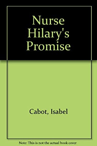 book cover of Nurse Hilary\'s Promise