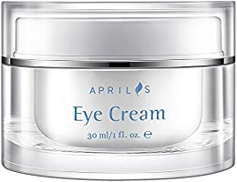 Aprilis Anti-Aging Eye Cream, the Most Effective Eye Cream with Argireline for Instant Firming and Long-Term Reduction of Dark Circles, Puffiness, Wrinkles and Bags, 30 ml, 1 fl. oz