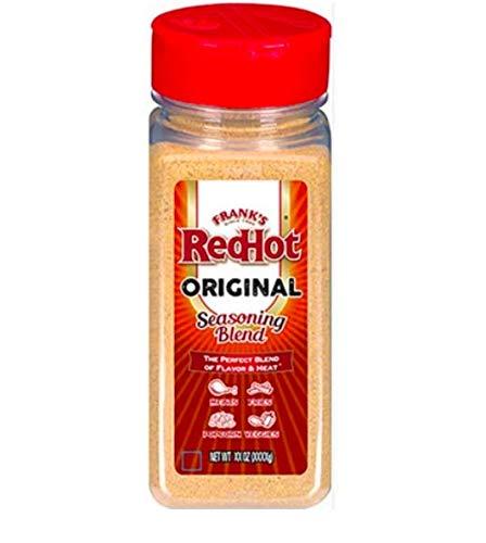 - Red Hot Seasoning Franks Powder