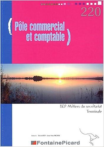 Livres gratuits en ligne Pôle commercial et comptable Tle BEP secrétariat pdf, epub ebook