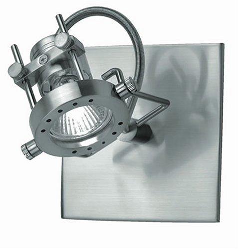 Lite Source Technic Wall/Ceiling Lamp (Lite Source Chrome Adjustable Floor Lamp)