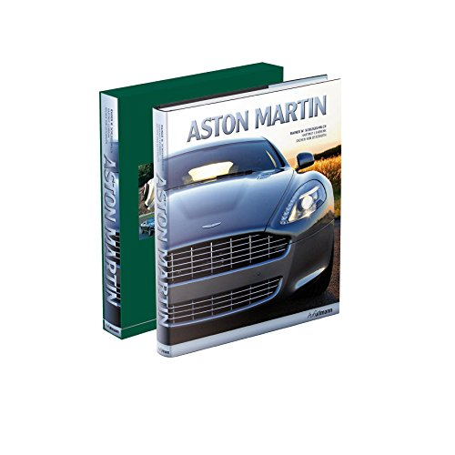 Aston Martin Factory - Aston Martin: Gift Edition with Slipcase