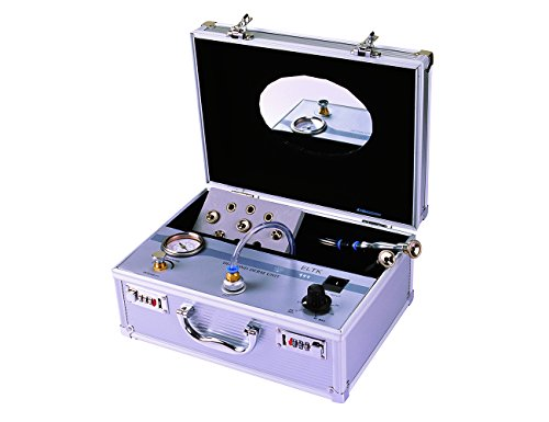 Elitzia ETD799 Portable Box Type Single Function Magnetic Wave Freckle Diamond Python Instrument by Elitzia